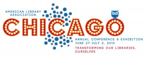 ALA Annual Conference Chicago logo