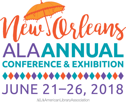 Annual Conference 2018 logo for New Orleans