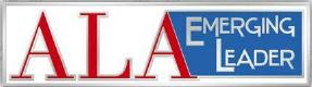 ALA emerging leader logo