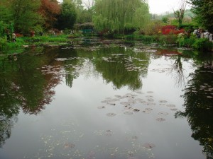 Giverney Lily Pond