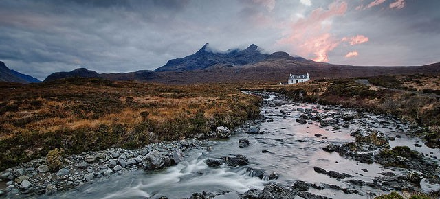 Armchair Traveler: Scotland! It's more than bagpipes and Nessy