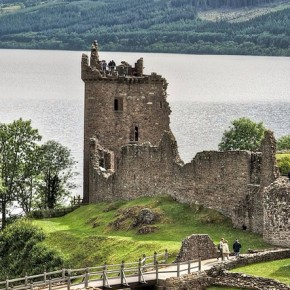 Armchair Traveller: Fictional Scotland