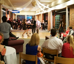 """Central Washington University's Brooks Library's first """"Evening at the Brooks"""" gala."""