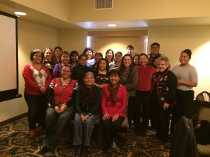 3.The members of the Native American Libraries Special Interest Group of the New Mexico Library Association