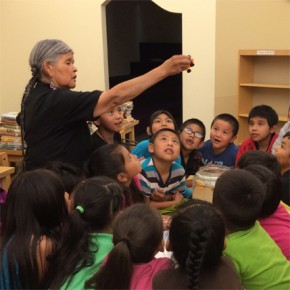 Tribal Libraries Program at the New Mexico State Library
